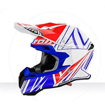 Casco Terminator 2.1 Cut gloss Airoh