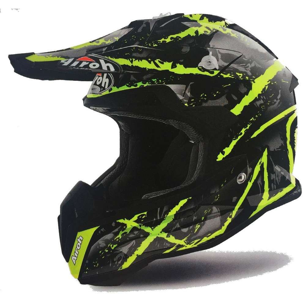 Casco Terminator Open Vision Carnage  Airoh