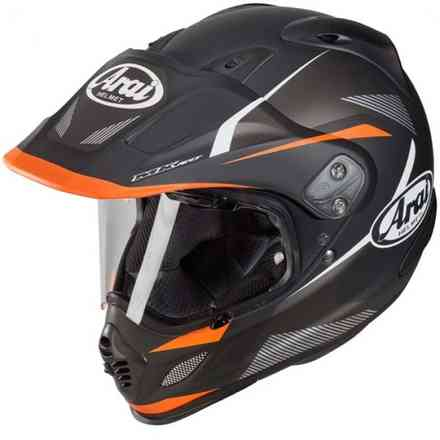 Casco Tour-X 4 Break arancio Arai