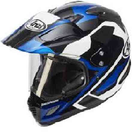 Casco Tour-X 4 Catch Blu Arai