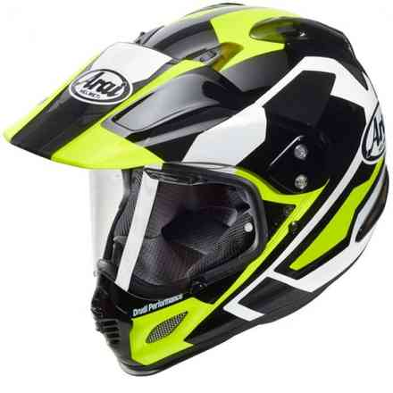Casco Tour-X 4 Catch Giallo Arai