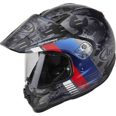 Casco Tour-X 4 Cover Blue Arai