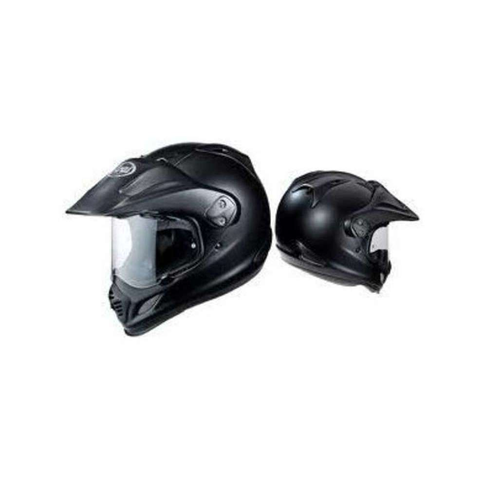 Casco Tour-X 4 frost black Arai