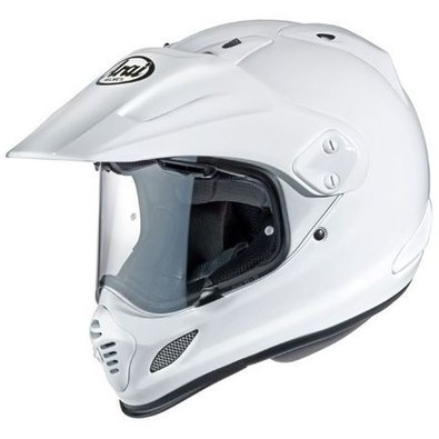 Casco tour - X 4 White Arai