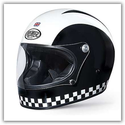 Casco Trophy Retro' Premier