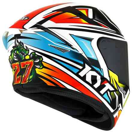 Casco Tt-Course Radiance KYT