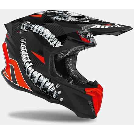 Casco Twist 2.0 Bolt Matt Airoh