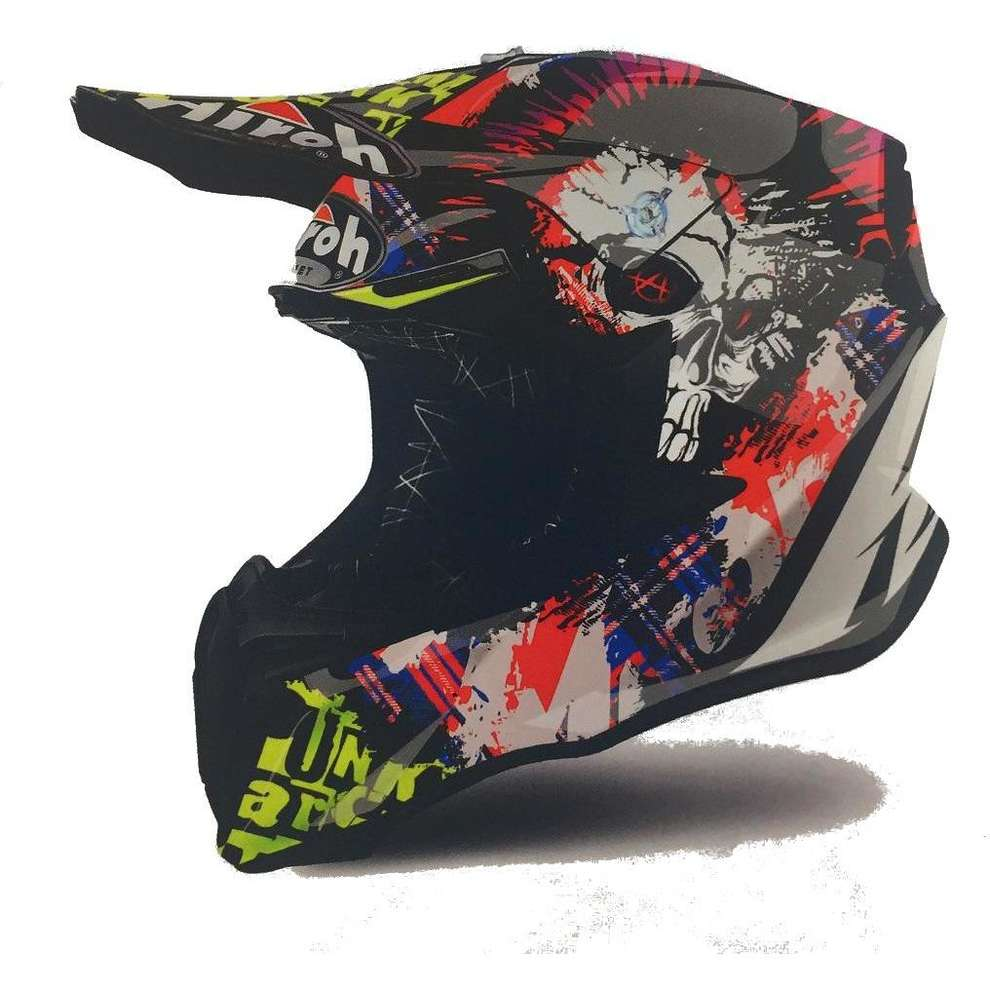 Casco Twist Crazy  Airoh