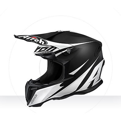 Casco Twist Freedom black matt Airoh
