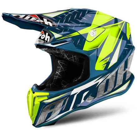 Casco Twist Iron Airoh