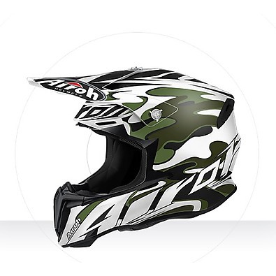 Casco Twist Mimetic Airoh