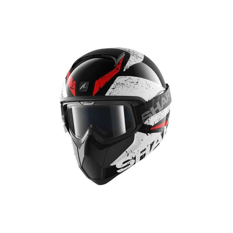Casco Vancore Braco Shark