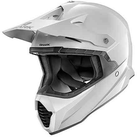 Casco Varial Blank Shark