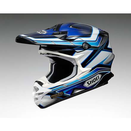 Casco Vfx-w CapacitorTC-2 Shoei