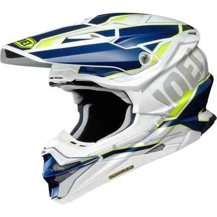 Casco Vfx-Wr Allegiant Giallo Shoei