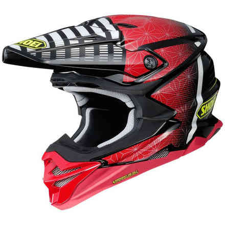 Casco Vfx-Wr Blazon Tc-1  Shoei