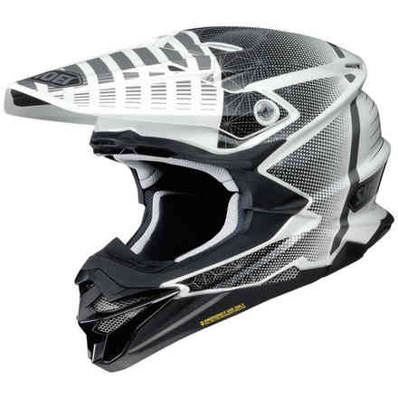 Casco Vfx-Wr Blazon Tc-6  Shoei