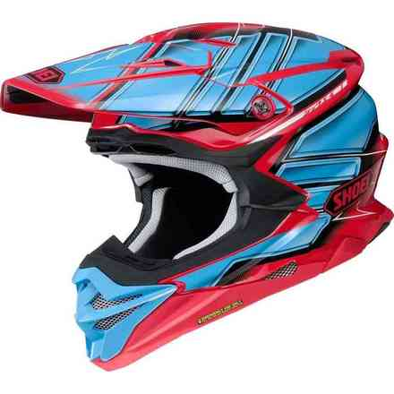 Casco Vfx-Wr Glaive Tc1 Shoei
