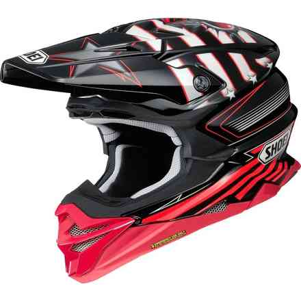 Casco Vfx-Wr Grant 3 Tc1 Shoei