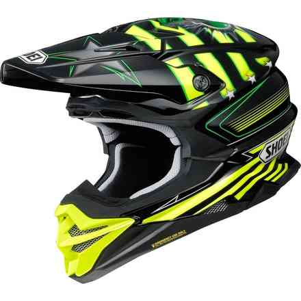 Casco Vfx-Wr Grant 3 Tc3 Shoei