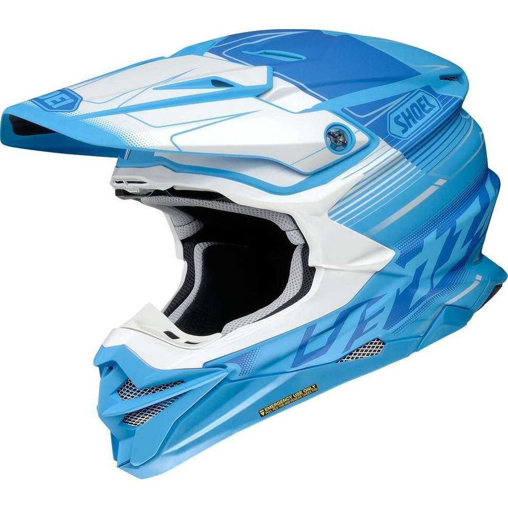 Casco Vfx-Wr Zinger Tc2 Shoei
