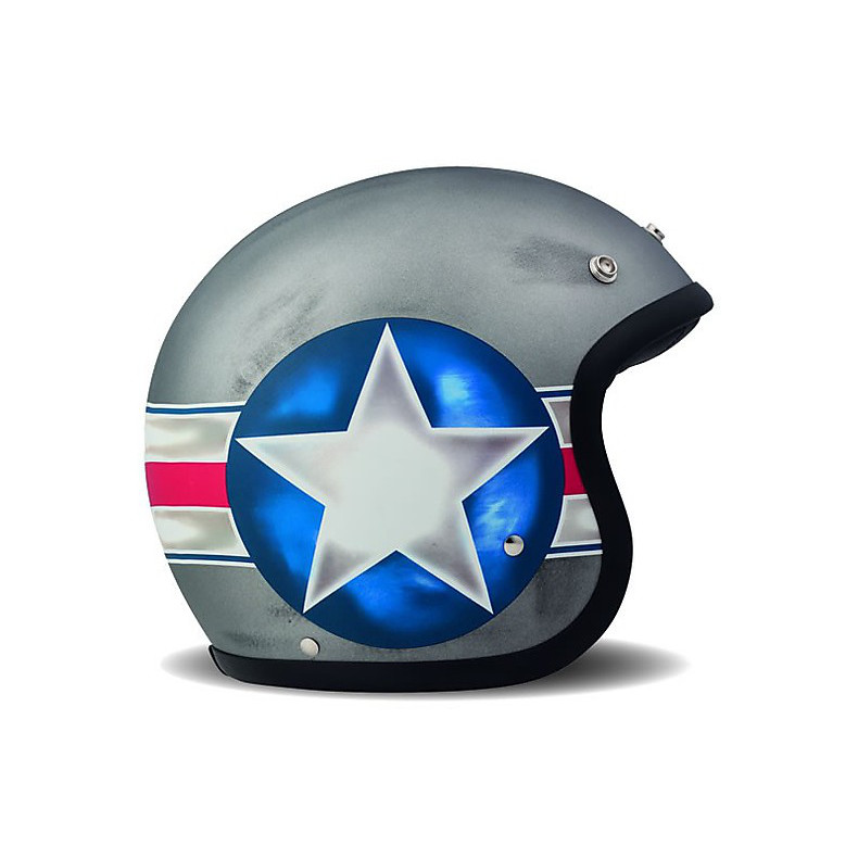 Casco Vintage Fighter DMD