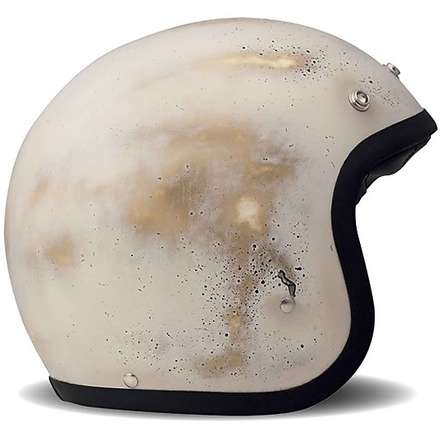 Casco Vintage Old Handmade DMD