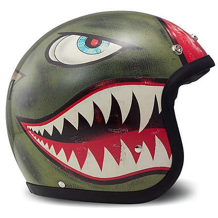 Casco Vintage Shark DMD