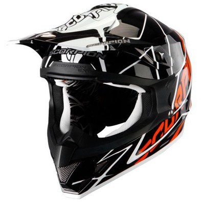 Casco VX-15 Air Sprint Scorpion