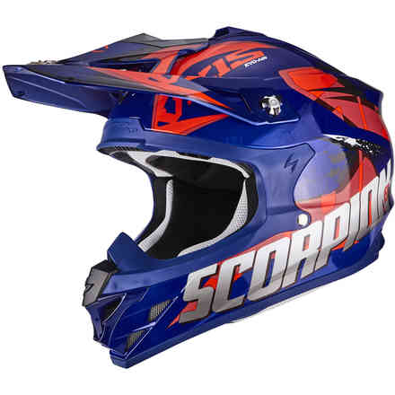 Casco Vx-15 Evo Air Defender  Scorpion