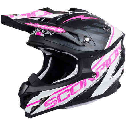 Casco Vx-15 Evo Air Gamma  Scorpion