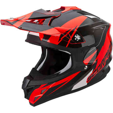Casco VX-15 Evo Air Krush Scorpion