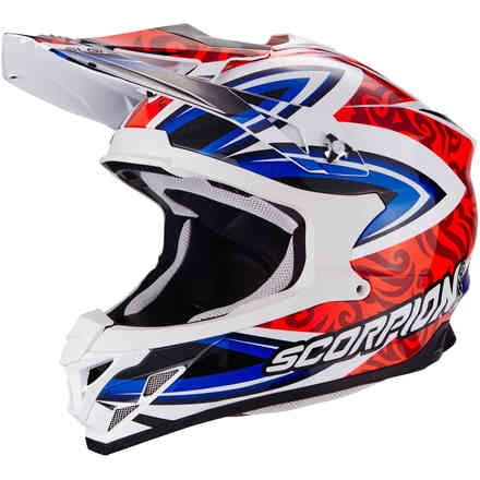 Casco Vx-15 Evo Air Revenge  Scorpion