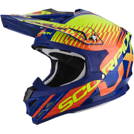 Casco Vx-15 Evo Air Sin  Scorpion