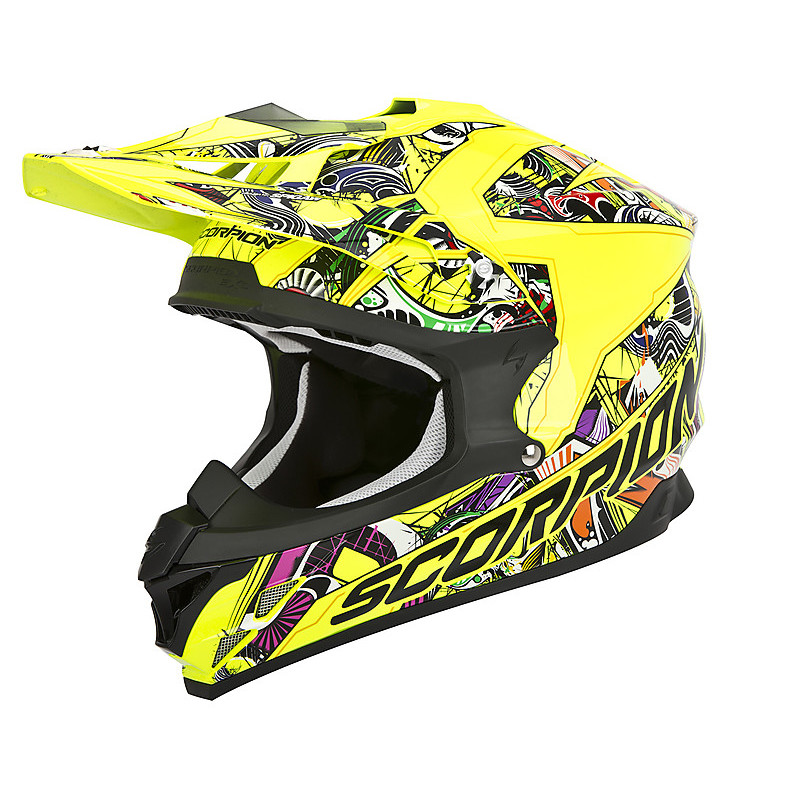 Casco VX-15 Evo Air Vector Scorpion