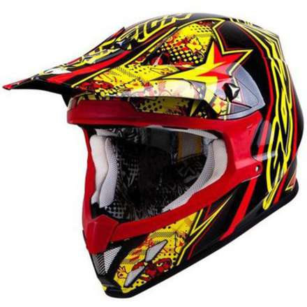 Casco VX-20 Air Win Win Scorpion
