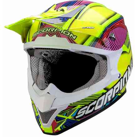 Casco Vx-20 Air Scorpion