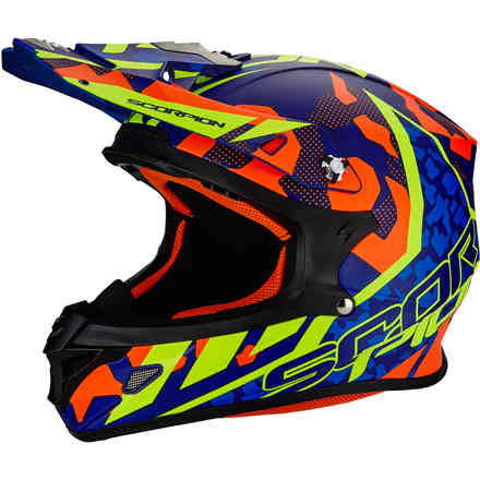 Casco Vx-21 Air Furio  Scorpion