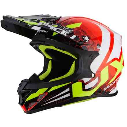 Casco Vx-21 Air Xagon  Scorpion