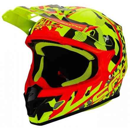 Casco Vx-21 Air Scorpion