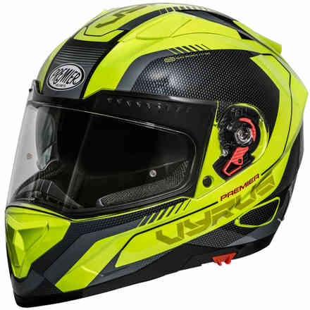 Casco Vyrus Mp Fluo Premier