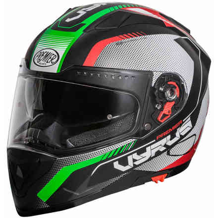 Casco Vyrus Mp It Bm Premier