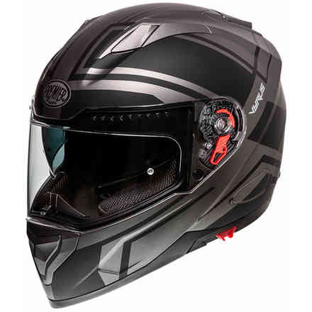 Casco Vyrus Nd17 Bm  Premier