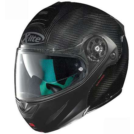 Casco X-1003 Ultra Carbon nero opaco X-lite