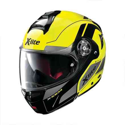 Casco X-1004 Charismatic Led yellow X-lite