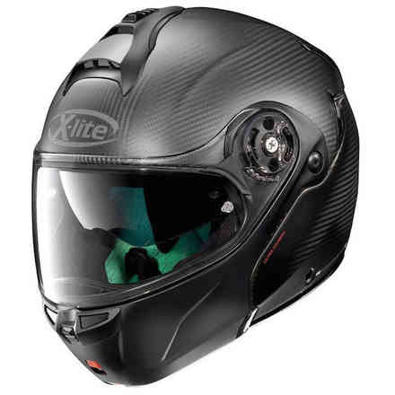 Casco X-1004 Ultra Dyad N-Co Carbonio opaco X-lite