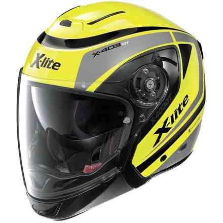 Casco X-403 Gt Meridian N-Com  Led Yellow X-lite