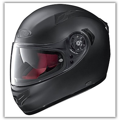 Casco X-661 N-Com Start Nero Opaco X-lite