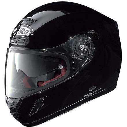 Casco X-702 GT N-Com Start Nero  X-lite