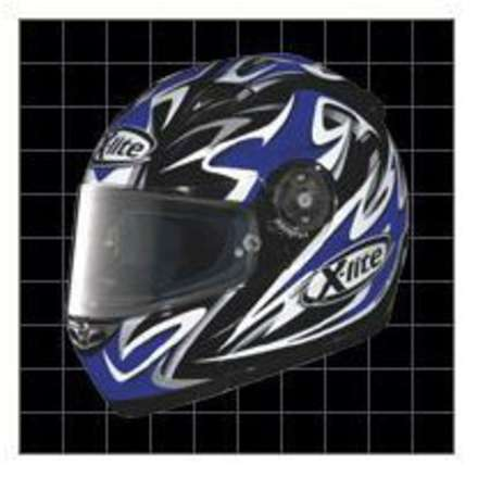 Casco X-801 Devil X-lite